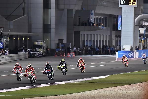 MotoGP Ultime notizie Diversi piloti scettici all'idea di correre con la pioggia in Qatar