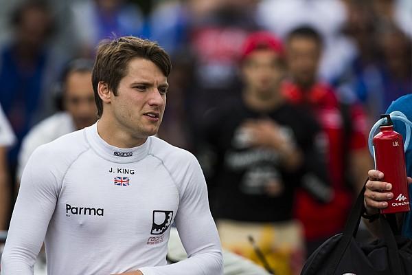 King: Manors Formel-1-Ausstieg war nur schwierig zu akzeptieren