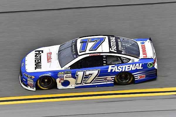 NASCAR Cup Stenhouse Jr. manda en la última práctica antes de las 500 de Daytona