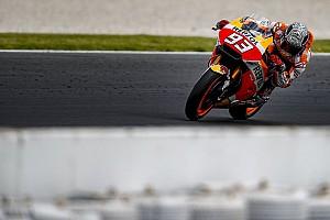 MotoGP Últimas notícias Márquez desloca ombro em treino privado em Jerez