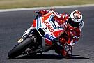 Янноне посоветовал Лоренсо меньше думать на Ducati