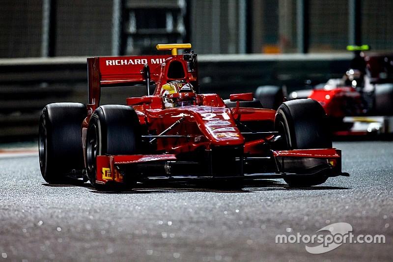 King désigne Leclerc comme favori pour le titre GP2