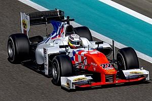 FIA F2 Nieuws King hoopt met MP Motorsport te verrassen in GP2