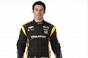 IndyCar Preview Simon Pagenaud s'attend à