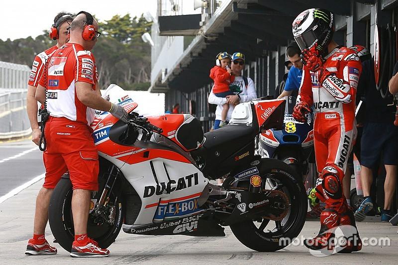 Ducati привезе новий обтічник на тести MotoGP у Катарі