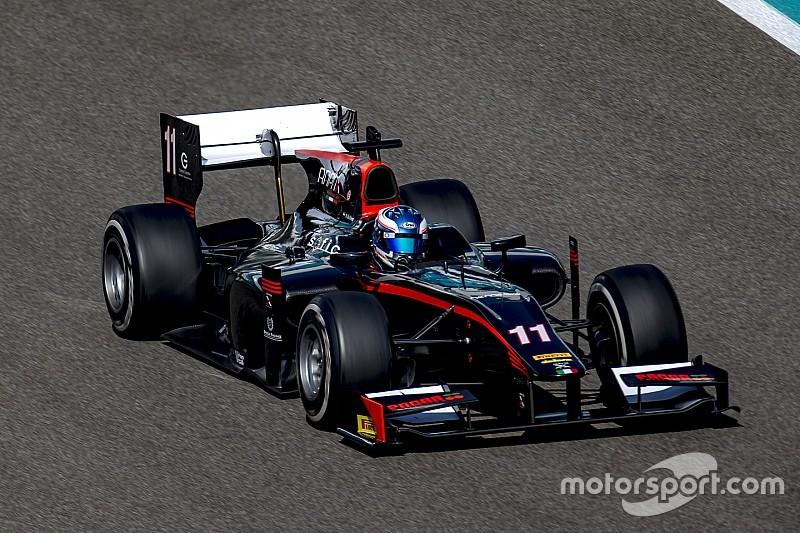 Юниор McLaren стал пилотом Rapax в Формуле 2