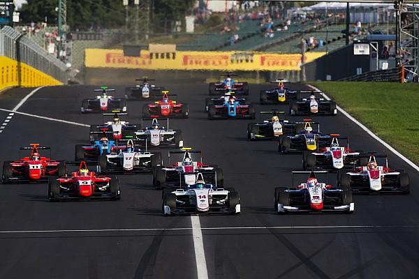 GP3 ve F3 2019'de birleşebilir