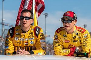 NASCAR Cup News NASCAR-Prügelei: Aussprache zwischen Kyle Busch und Joey Logano