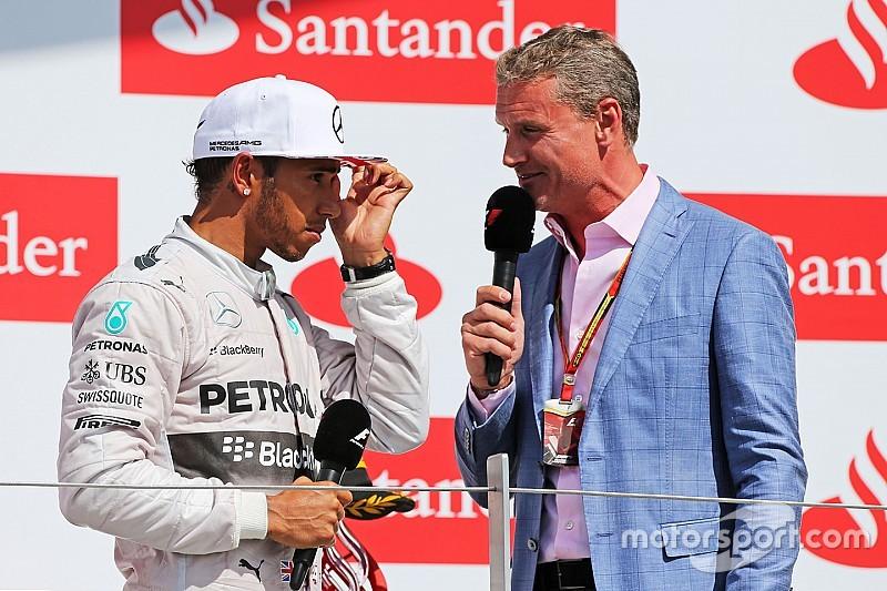 Coulthard diz que Hamilton pode seguir Rosberg e deixar F1