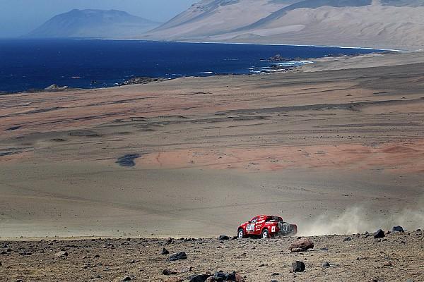 رالي داكار أخبار عاجلة البيرو ستعود إلى مسار رالي داكار في 2018