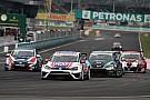TCR-Saison 2017 mit 20 Fahrzeugen von 7 Marken