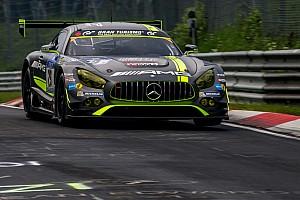 Endurance Actualités Mercedes à l'assaut des 24 Heures du Nürburgring avec cinq AMG GT3