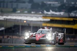 Ле-Ман Новость Toyota определила состав третьей машины в «Ле-Мане»