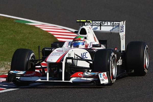 Формула 1 Ретро-відео: як Перес і Sauber