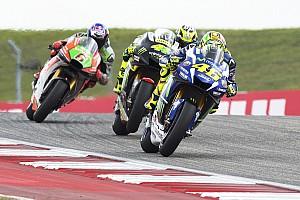 """MotoGP Noticias de última hora Rossi cree que su caída en Austin fue """"un punto de inflexión"""" en el pasado Mundial"""