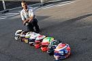 Робота в Ф1: менеджер по обслуговуванню шоломів гонщиків