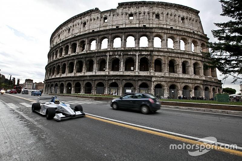 Rome set to join season four Formula E calendar