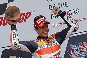 MotoGP Top List GALERÍA: Márquez y sus triunfos en Austin