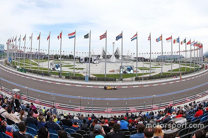 Гран При России: пять вопросов перед гонкой