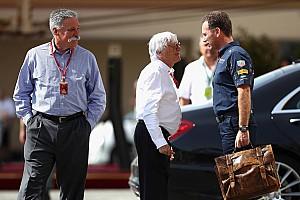 F1 Noticias de última hora La F1 se vio limitada por Ecclestone, dice Carey