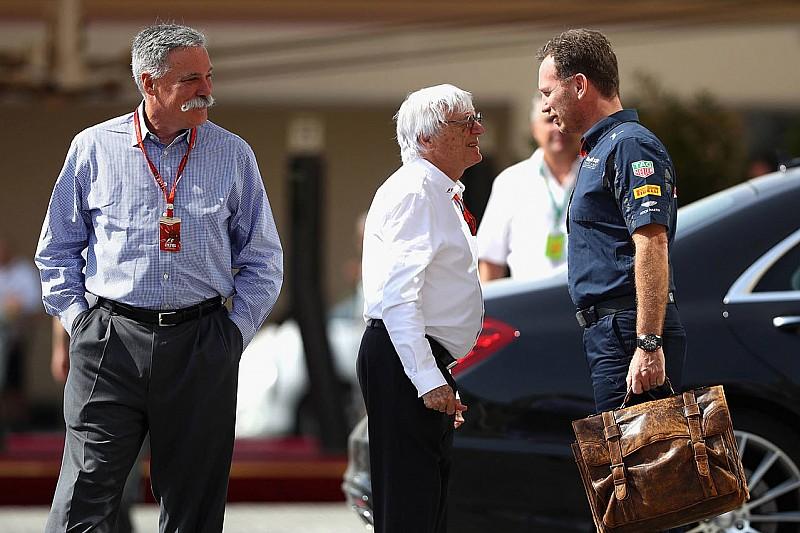 La F1 se vio limitada por Ecclestone, dice Carey