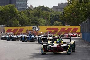 Formula E BRÉKING Továbbra is maradnak a bokszkiállások a Formula E-ben