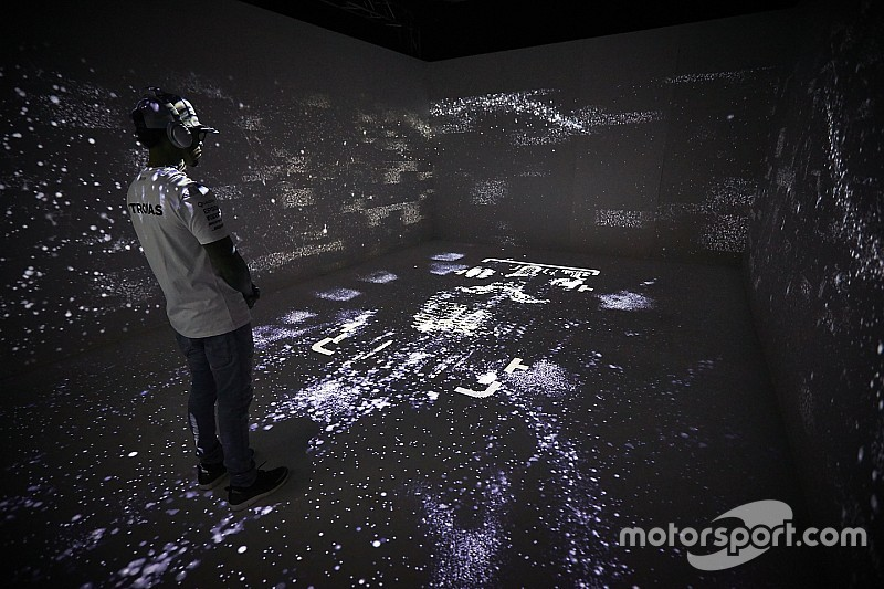 Análisis: ¿La F1 está lista para la realidad virtual?