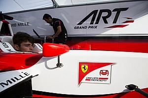 GP3 Actualités ART : Être affilié à une écurie de F1 est défavorable