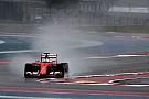 Ferrari hará un test en mojado con el coche de 2015