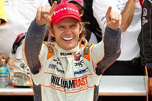 IndyCar Special feature How Wheldon's mindset was key to epic last-corner Indy 500 win