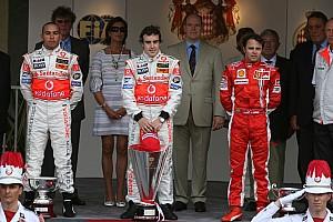 GALERIA: Os últimos 10 vencedores do GP de Mônaco