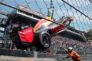 Формула 1 Новость В Монако усложнили шикану, в которой разбил машину Ферстаппен