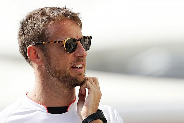 Formula 1 Conferenza stampa Button: