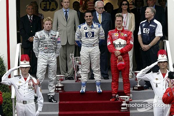 Formule 1 Toplijst Retro: Alle winnaars van de GP van Monaco sinds 2000