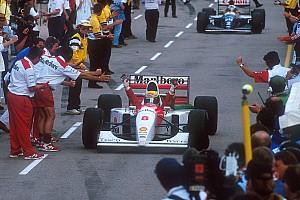 Stop/Go Livefeed Senna nyolc monacói dobogója kincset ér!