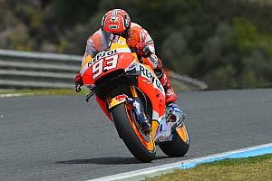 """MotoGP Noticias de última hora Márquez: """"La nueva chicana es tan rara que me gusta"""""""