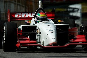 IndyCar Breaking news Restoration of Justin Wilson's Lola completed
