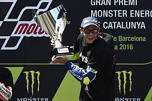 MotoGP Artículo especial Valentino Rossi, un año (casi) sin ganar