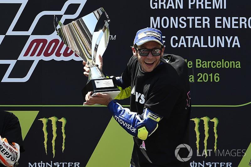Valentino Rossi, un año (casi) sin ganar