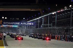 F1 Noticias de última hora Pirelli aún no revela sus gomas para Spa y Monza pero sí para Singapur