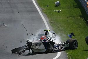 Формула 1 Спеціальна можливість 10 років тому: жахлива аварія Роберта Кубіца в Монреалі