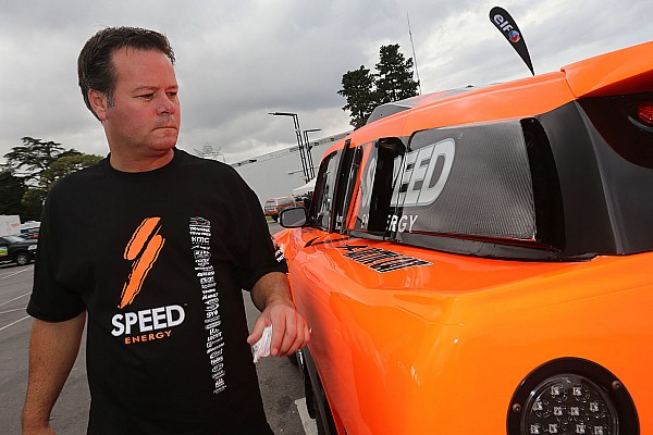 Robby Gordon fined $4000 for Darwin burnout