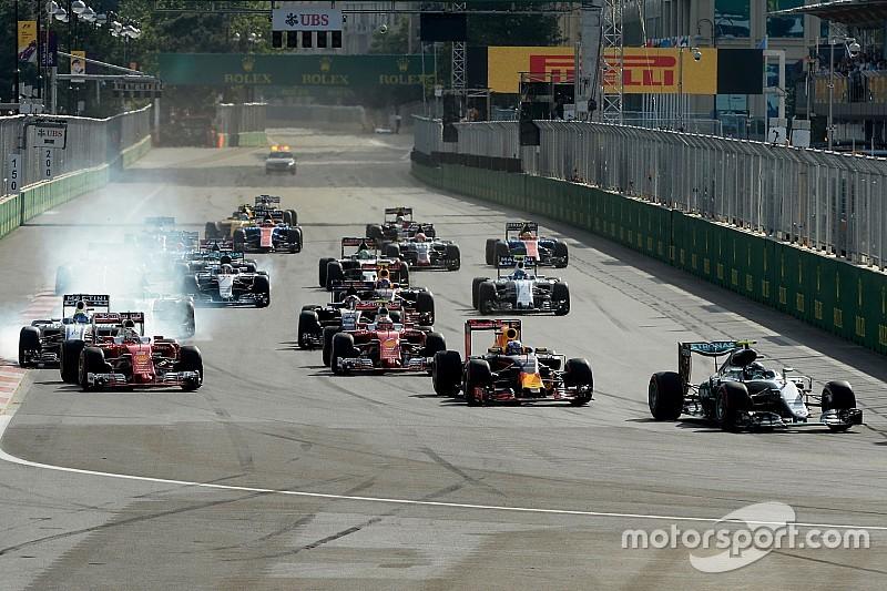 Formel 1 2017: Daten und Fakten zum GP Aserbaidschan in Baku