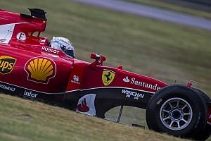Fórmula 1 Análisis Análisis: ¿sacaron ventaja Ferrari y Vettel probando los Pirelli en 2016?