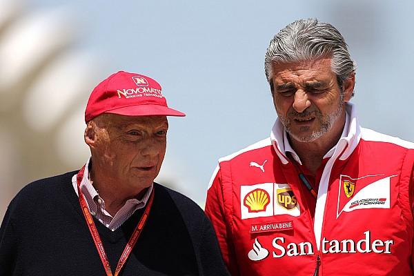 Formel 1 News Nach F1-Rempler in Baku: Ferrari will keinen Streit mit Mercedes