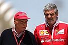 Nach F1-Rempler in Baku: Ferrari will keinen Streit mit Mercedes
