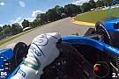 IndyCar VÍDEO: Kanaan anda em Road America com câmera no capacete