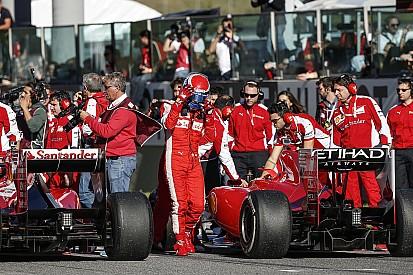 F1 'Al salir de curva no aceleras y al instante frenas...', por Marc Gené