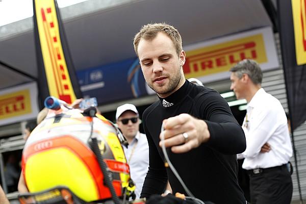 Laurens Vanthoor met Porsche naar 24 uur Spa