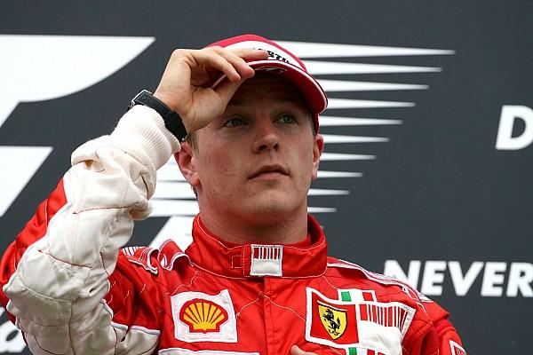 Forma-1 Ezen a napon: Räikkönen elkezd kapaszkodni